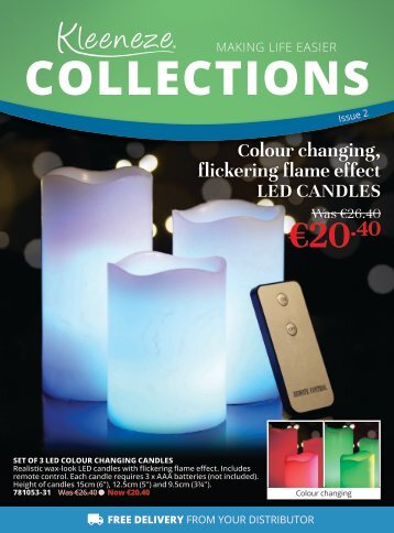 ROI Kleeneze Collection Issue 2