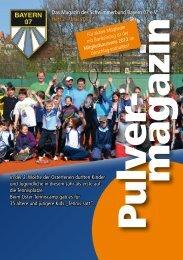 Das Magazin des Schwimmerbund Bayern 07 ... - SB Bayern 07 e.V.
