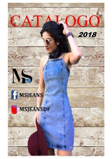 Catálogo 2018 da MS-JEANS