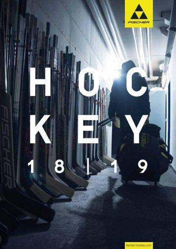 Fischer Hockey Katalog