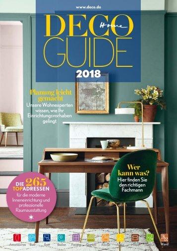 Deco Guide 2018