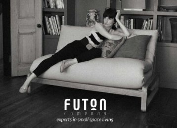 FUTON COMPANY CATALOGUE JANUARY 2018