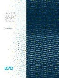 LCAD-Catalog-2016-2018