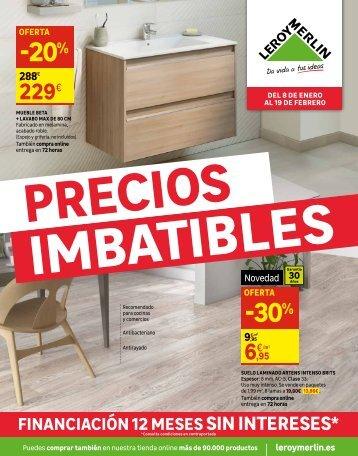 LEROY MERLIN ofertas precios imbatibles hasta 19 de febrero 2018