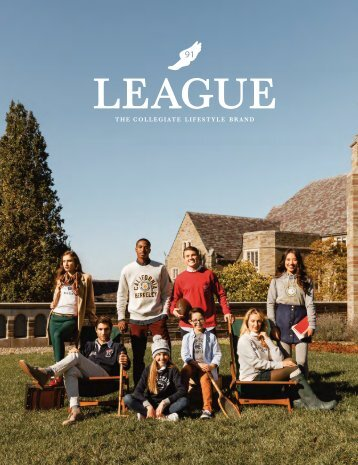 LEAGUE 2018 CATALOG