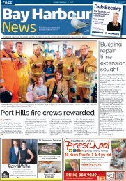 Bay Harbour: May 03, 2017