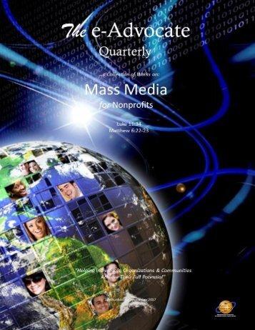 Mass Media for Nonprofits