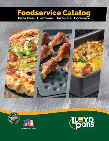 LloydPans Foodservice Catalog