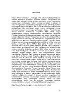 PENGEMBANGAN INOVASI BERBASIS PERKEBUNAN DI SULAWESI SELATAN - Page 5