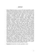 PENGEMBANGAN INOVASI BERBASIS PERKEBUNAN DI SULAWESI SELATAN - Page 6