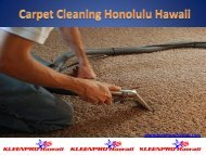 Maid Services Hawaii