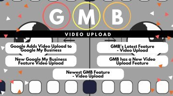 GMB Video Upload
