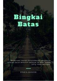 Novel_Bingkai Batas