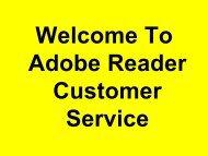 Adobe_Reader_Customer_Service_1-888-322-4058_Phone Number