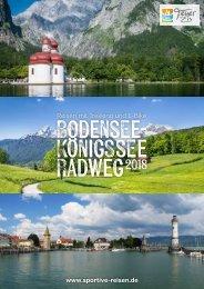 Bodensee-Königssee-Radweg 2018
