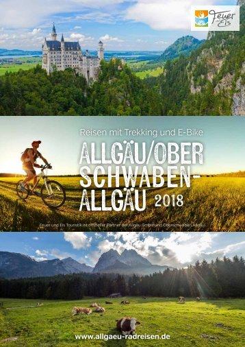 Allgäu - Oberschwaben 2018