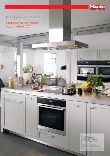 Küchen-Einbaugeräte Die