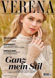 Verena Stricken Nr. 1/2018