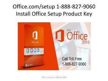 Office.com/setup - Install Office Setup Product Key