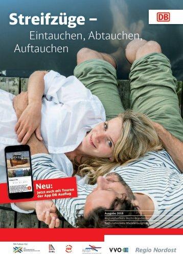 DB Streifzüge – Eintauchen, Abtauchen, Auftauchen