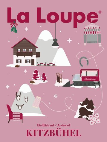 LA LOUPE KITZBÜHEL NO. 5 WINTER EDITION