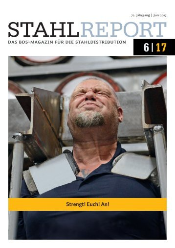 Stahlreport 2017.06