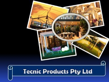 Waterproof Awnings at Tecnic