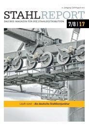 Stahlreport 2017.07