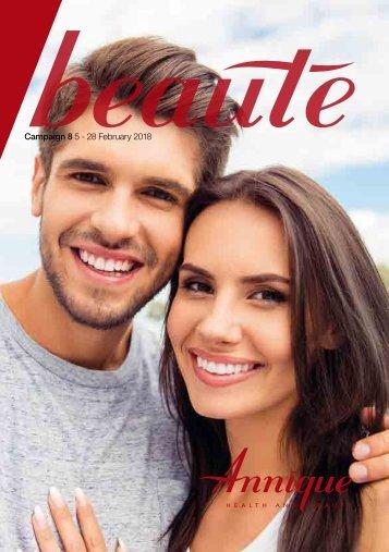 Beaute - Campaign 8 - February 2018