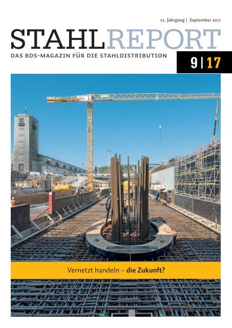 Stahlreport 2017.09