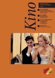 Titel Kino 3/2003 - german films