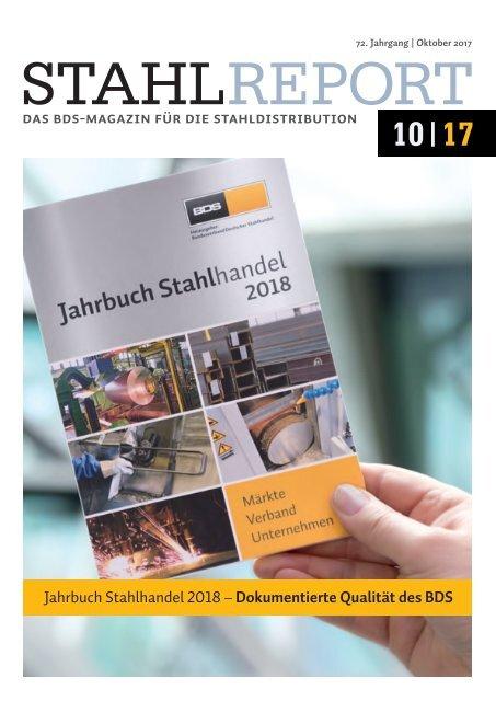 Stahlreport 2017.10