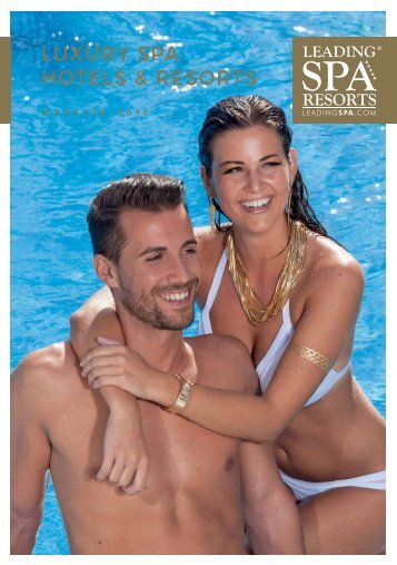 Leading Spa Resorts Magazin 2018