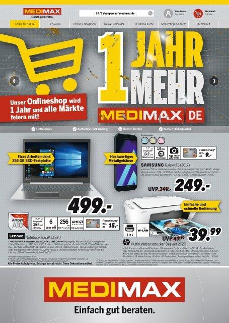 Medimax Lichtenau - 20.01.2018