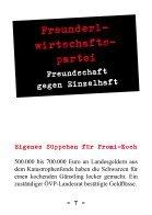 """Schwarzes """"Miteinander""""  - Page 7"""