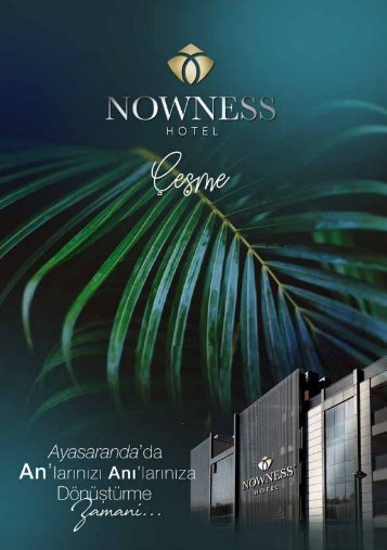 nowness brochure