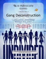 Gang Deconstruction