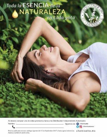 Aromaterapia Otoño Invierno 2017