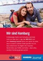 Hallenheft Handball Sport Verein Hamburg vs. HG Hamburg- Barmbek Saison 2017/818 - Seite 2