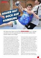 Hallenheft Handball Sport Verein Hamburg vs. HG Hamburg- Barmbek Saison 2017/818 - Seite 5