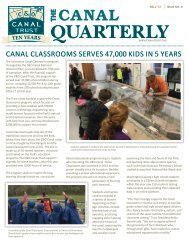 The Canal Quarterly Fall 2017