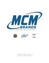 MCM Show Specials