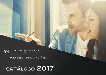 Catalogo 2017 VitrineMedia Retail