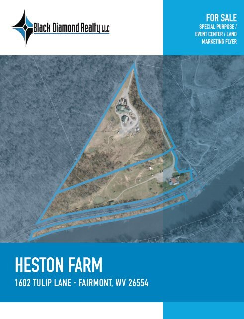 Heston Farm Marketing Flyer