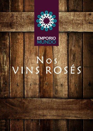 Catálogo Vins Rosés