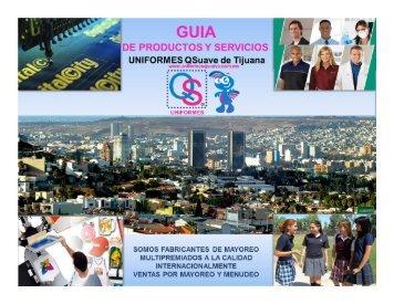Uniformes Guia 2018
