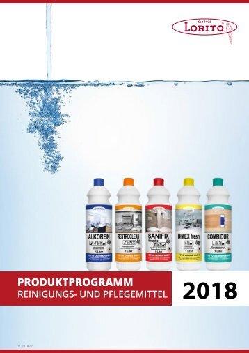 Katalog Chemie 2018