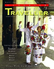 Canadian World traveller Winter 2017-18 Issue