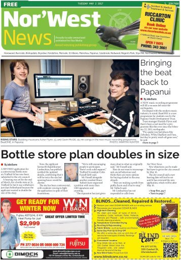 Nor'West News: May 02, 2017