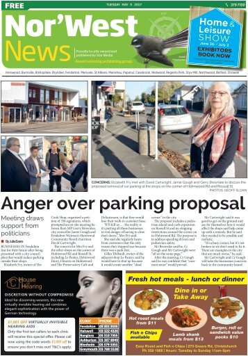 Nor'West News: May 09, 2017